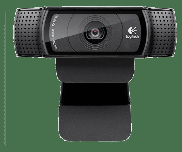 Logitech C920 Webcam 600px