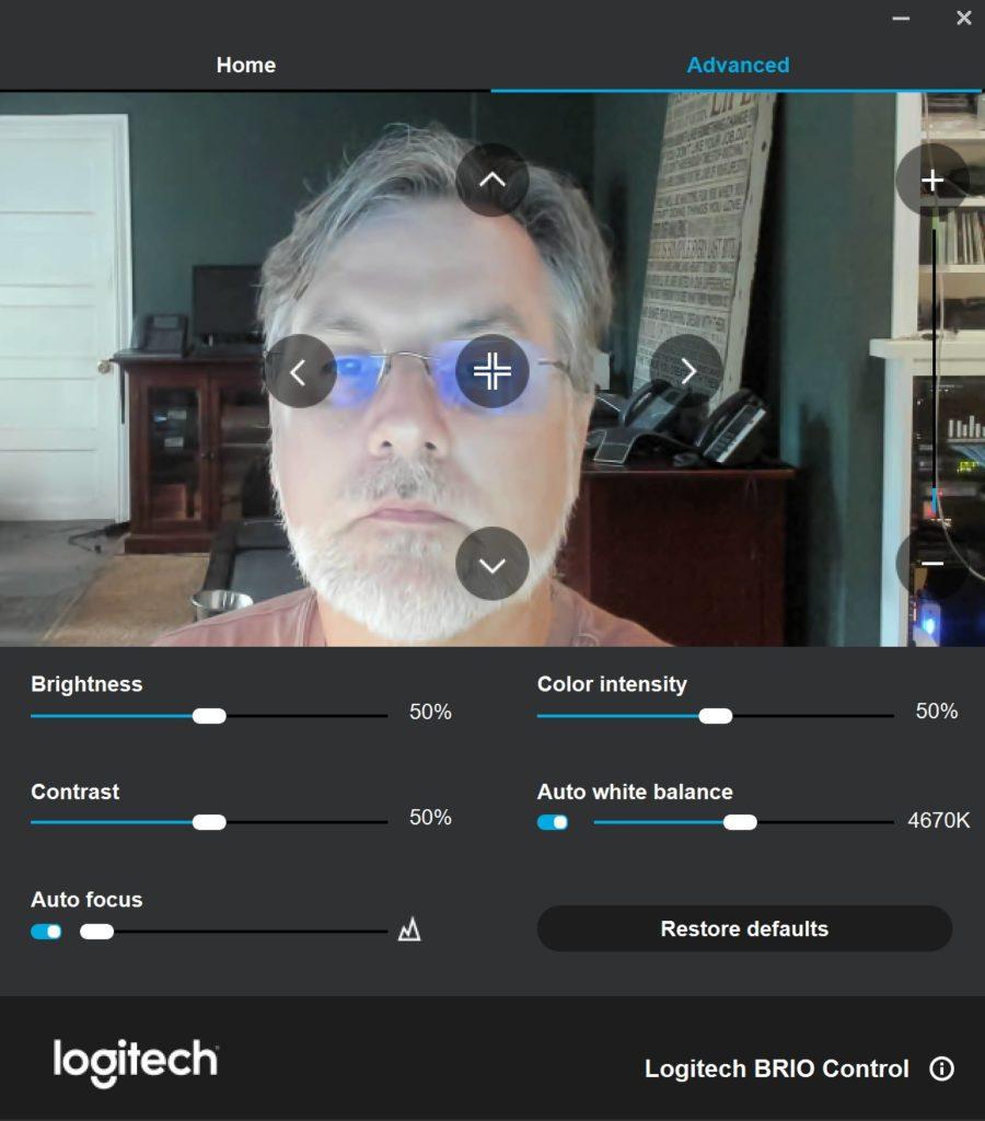 Review: Logitech's Brio 4K Webcam Pro | Graves On SOHO Technology