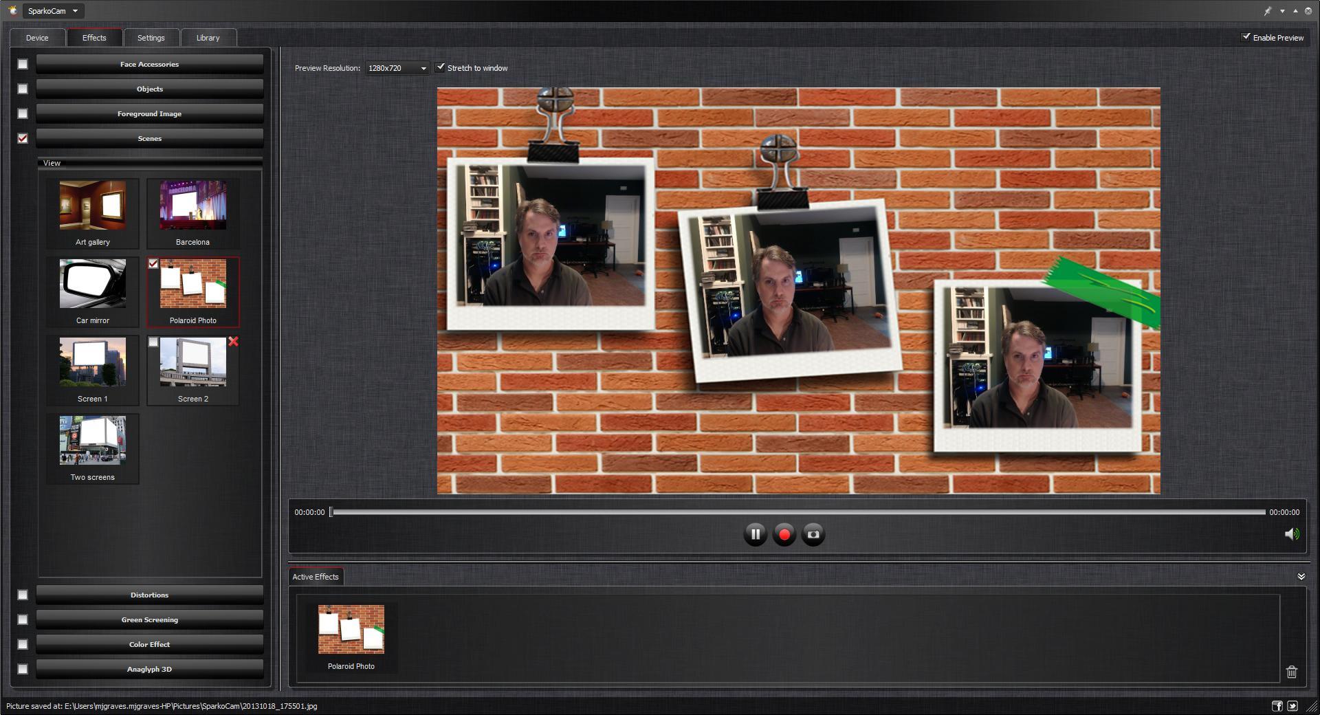 Webcams 5: SparkoCam & My Canon Rebel XSi | Graves On SOHO Technology