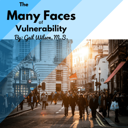 Faces of vulnerability