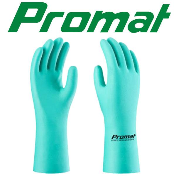 Luva Nitrílica Nitrimat Promat CA 6544 - MGtec - Equipamentos de ... f83f5a97d5