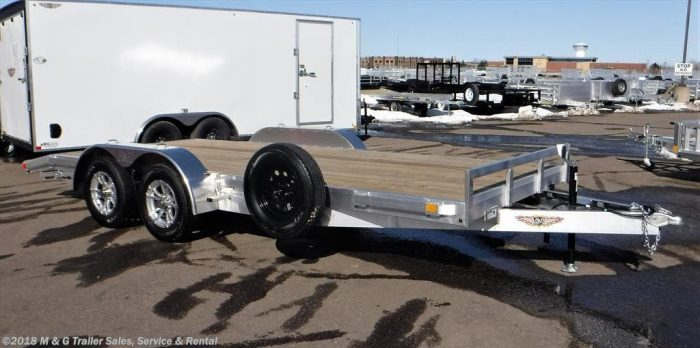 How To Pick The Right Car Hauler - M&G Trailer Sales and Service