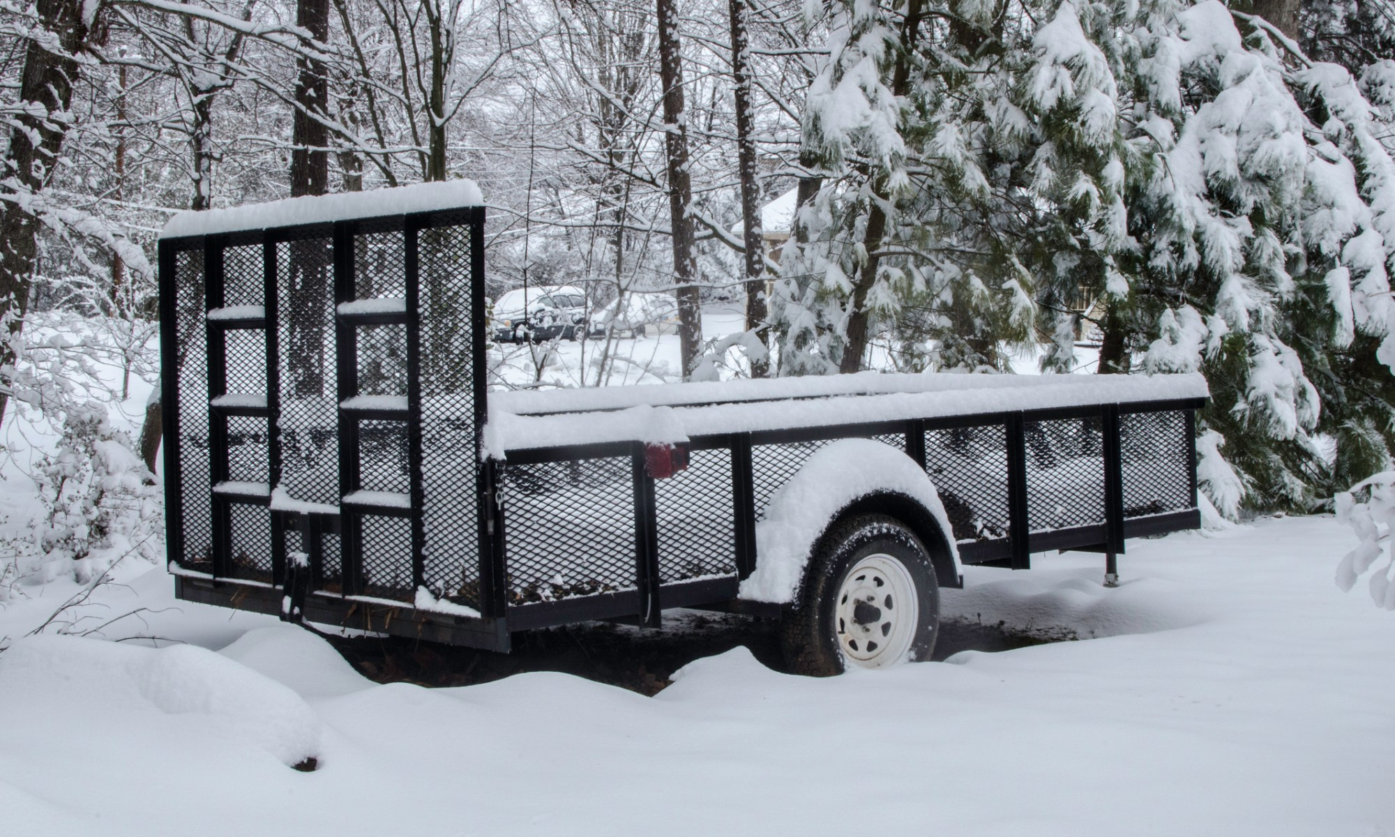 Snow Trailer Upgrades
