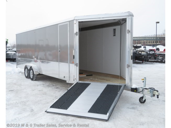 Aluma snow trailer for sale MN