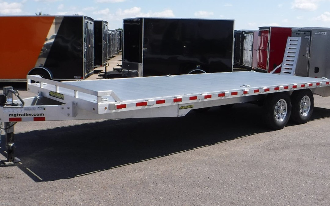 What Are the Benefits of Buying an Aluminum Trailer?
