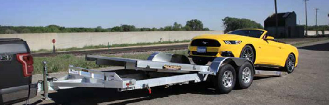 Best Enclosed Trailer 2021 How to Pick the Best Car Hauler Trailer   M&G Trailer Sales and