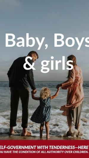 Baby, Boys & Girls