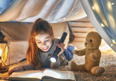 SOMMERFERIEN 2021 = Lesenacht mit Übernachtung