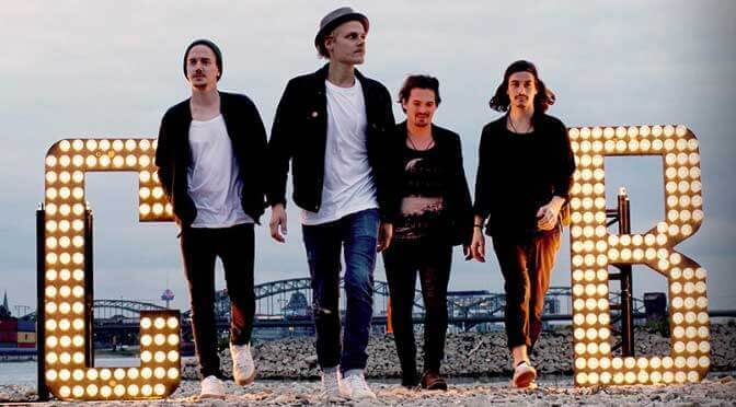 CatBallou – Deutsche Rockband