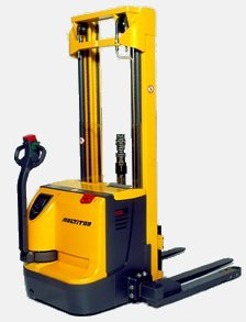 Multiton Stackers Straddle And Counterbalanced Sold