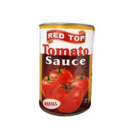 RED TOP TOM SAUCE 425G