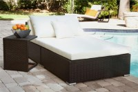 Mh2g -outdoor furniture- Bonete Outdoor Bed Lounger