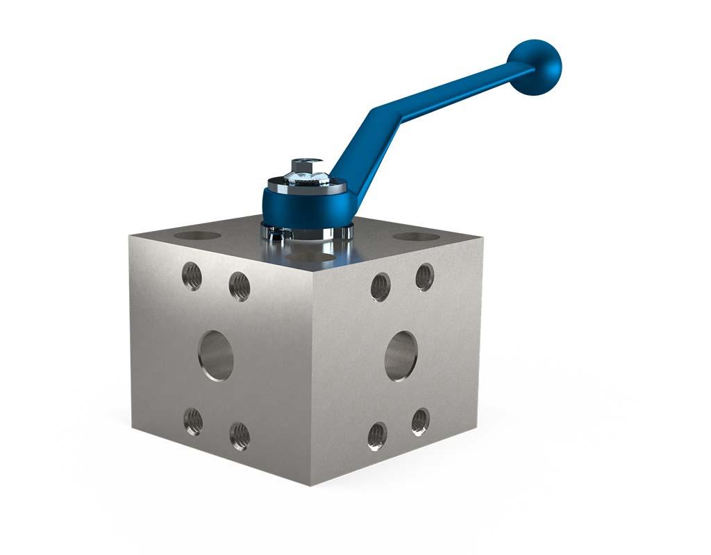2 way vs 3 valve 2009 ez go wiring diagram bk3k sae selector ball with flange connection mha zentgraf compact metric