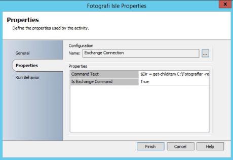 Orchestrator Kullanarak Kullanıcı Fotoğraflarının Active Directory ye İşlenmesi_9