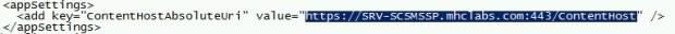 Service Manager Self-Service Portal Boş Ekran Problemi ve Çözümü_3