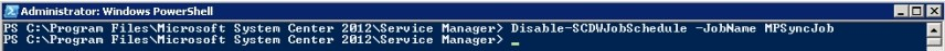 Upgrade Service Manager 2012 Sp1 to 2012 R2_10