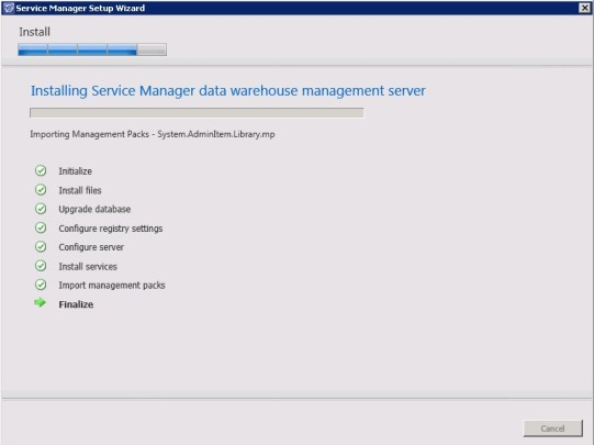 Upgrade Service Manager 2012 Sp1 to 2012 R2_19