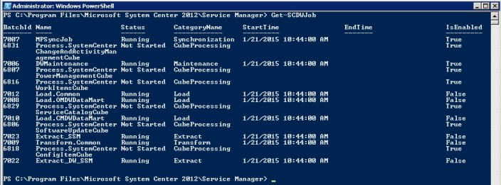 Upgrade Service Manager 2012 Sp1 to 2012 R2_3