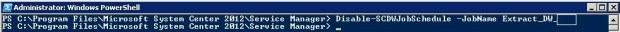 Upgrade Service Manager 2012 Sp1 to 2012 R2_5_1