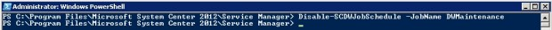 Upgrade Service Manager 2012 Sp1 to 2012 R2_9