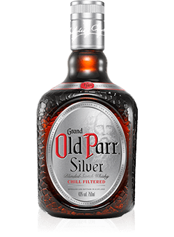 OLD PARR Mot Hennessy Diageo