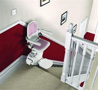 image of stair lift