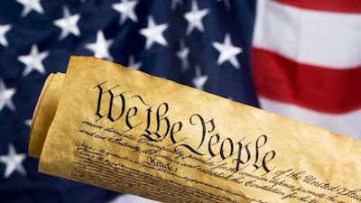 Declaration of Independence starts with We The People
