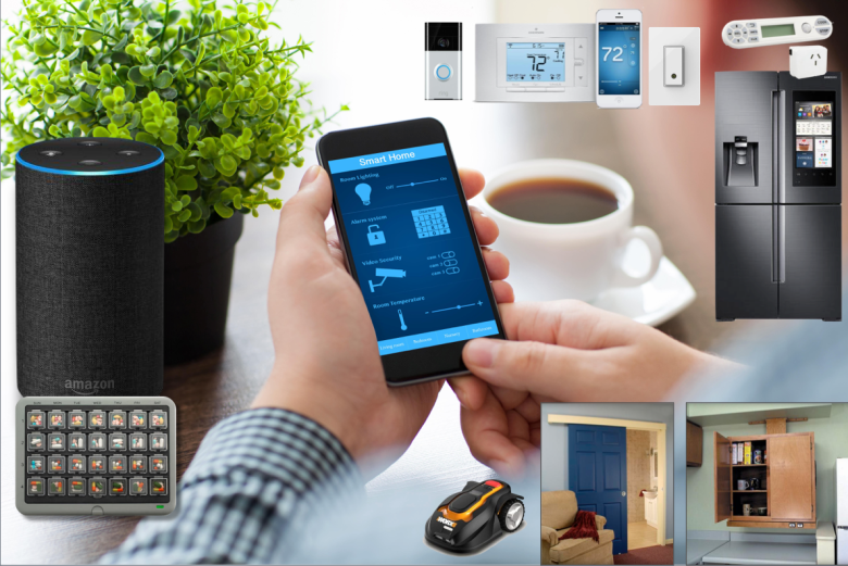 Smart Home products that help you Age In Place