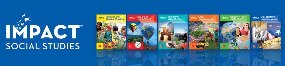 medium resolution of Elementary Social Studies Curriculum   Impact   McGraw Hill