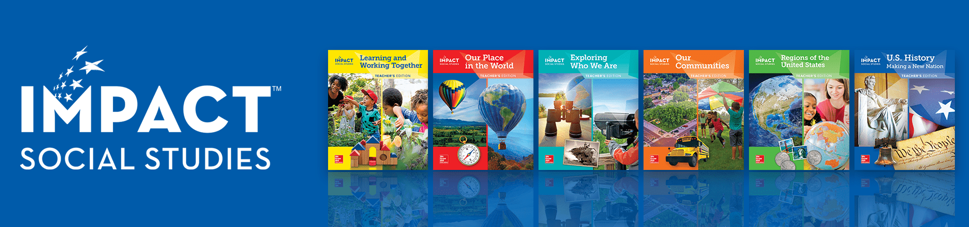 hight resolution of Elementary Social Studies Curriculum   Impact   McGraw Hill