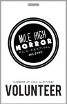 Volunteer for the Mile High Horror Film Festival! Support, Sponsor, + Volunteer for the MHHFF