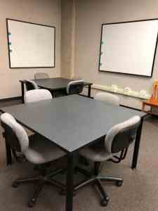 New Tables and Whiteboards