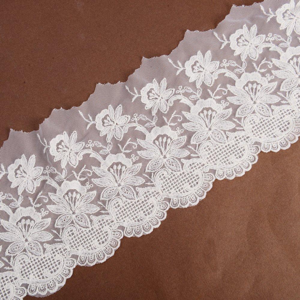 Lace And Organza Wedding Dress