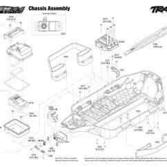 Traxxas T Maxx 2 5 Transmission Diagram Anderson Plug Wiring For Caravan E Parts Rustler Schematic