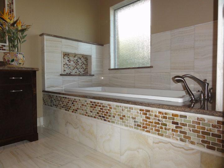 Latest bath remodel Round Rock, TX
