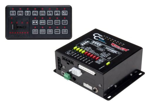 small resolution of whelen cencom sapphire siren and lighting control center