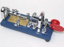 Vibroplex Original Key BLUE RACER