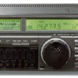 Yaesu IC-735 Parts