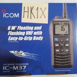 Icom M37 6W Marine
