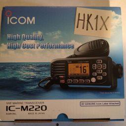 Icom M220 Marine VHF