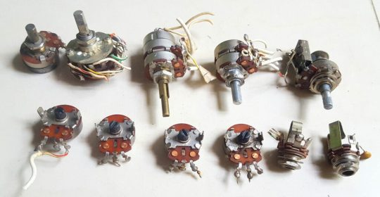 Drake TR4 Transceiver All buttons Lot