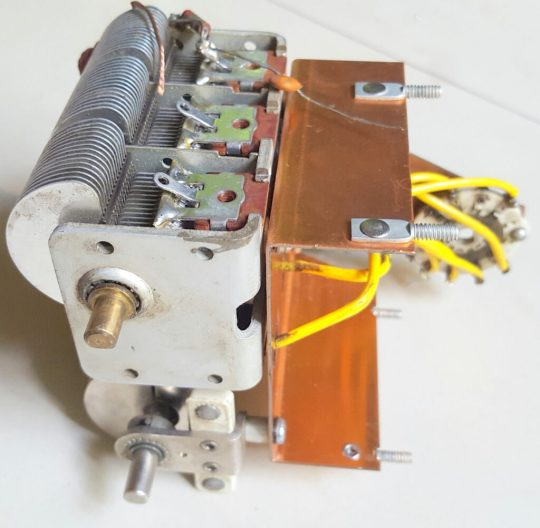 Drake TR4 Transceiver Internal Variable part complete piece