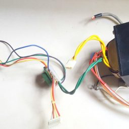 Yaesu YO-901 Multiscope Transformer with connector