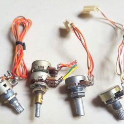 Yaesu YO-901 Multiscope Special (4) Original Switch Buttons