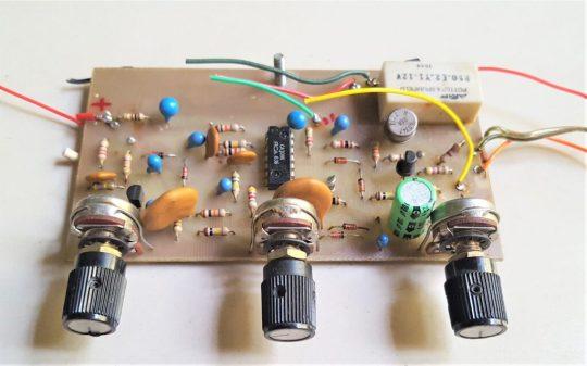 Atlas 220 CS Power Supply LOT#5 Original Board with Buttons