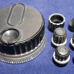 Icom IC-720A Original Buttons Set Used