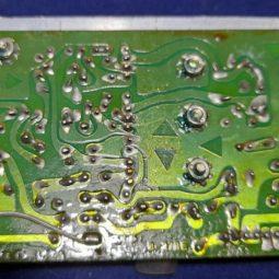 Icom IC-720A Original Board B378E