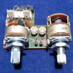Icom IC-720A Original Buttons Board B338C Used