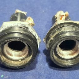 Kenwood TL-922 Original Fuses Part Pair Used
