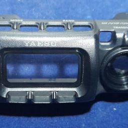 Yaesu FT-817 Original Plastic Front Used